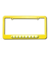 Funny License Plate Tag Frame