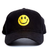 LED Light-Up Logo Hat