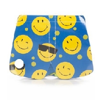 Magic Smiley Pattern Boxer Short