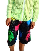 Men's Beach Boardshorts Half Pants