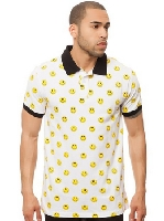 Men's Smiley Polo