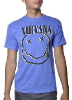 Nirvana Rock Band Tee Shirt