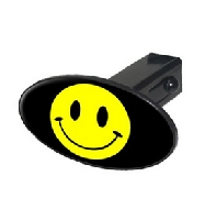 Smile Tow Trailer Hitch Cover