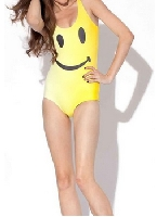 One Piece Swimsuit Stretch Bathing Suit