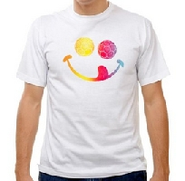 Smiley Face Soccer T-shirt