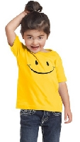 Smiley Face Happy Kid Youth & Toddler T-shirt