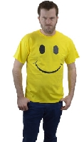 Smile Face Unisex T-shirt