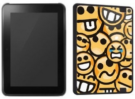 Smiley Faces Shell for Kindle Fire HD