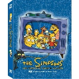 The Simpsons: Complete Fourth Season