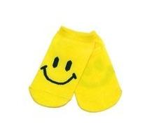 Toddler Smiley Face Socks