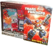 Transformers 25TH Anniversary G1 Re-Issue