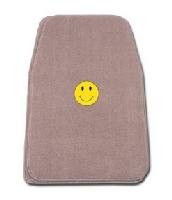 Universal Fit Front Floormat