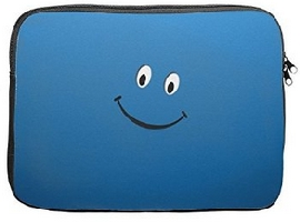 Zipper Pouch for Tablets and Laptops