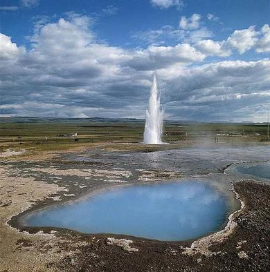 Major Geysers around the World