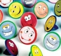 Smiley Faces Rings